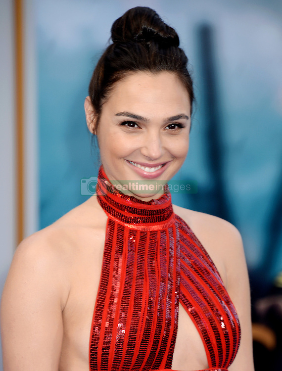 """The World Premiere of Warner Bros. Pictures' epic action adventure """"Wonder Woman"""" in Los Angeles, CA. 25 May 2017 Pictured: Gal Gadot. Photo credit: MEGA TheMegaAgency.com +1 888 505 6342"""
