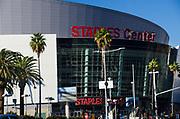 Staples Center Multi-Purpose Sports Arena Los Angeles California