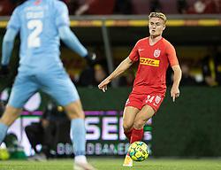 Martin Frese (FC Nordsjælland) under kampen i 3F Superligaen mellem FC Nordsjælland og Randers FC den 19. oktober 2020 i Right to Dream Park, Farum (Foto: Claus Birch).