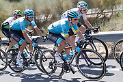 Miguel Angel Lopez (COL - Astana Pro Team), during the UCI World Tour, Tour of Spain (Vuelta) 2018, Stage 7, Puerto Lumbreras - Pozo Alcon 185,7 km in Spain, on August 31th, 2018 - Photo Luis Angel Gomez / BettiniPhoto / ProSportsImages / DPPI