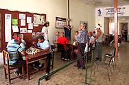 Chess club in Ciego de Avila, Cuba.