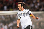 Germany (5) Hummels during the Friendly match between England and Germany at Wembley Stadium, London, England on 10 November 2017. Photo by Sebastian Frej.