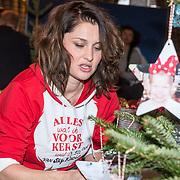 NLD/Amsterdam/20181206 - Sky Radio's Christmas Tree For Charity, Fockeline Ouwerkerk