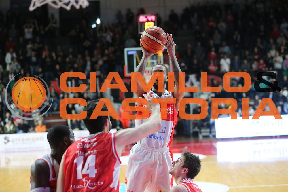 Avramovic Aleksa<br /> Openjobmetis Varese Grissin Bon Reggio Emilia<br /> BASKET SerieA 2016-2017<br /> Varese11 /12/2016 <br /> FOTO CIAMILLO