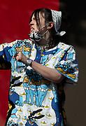 Billie Eilish live on the Other Stage Glastonbury 2019