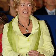 NLD/Huizen/20060323 - Afscheid burgemeester Jos Verdier als burgemester van Huizen, partner Jos Verdier