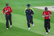 Northants Steelbacks v Leicestershire Foxes 120616