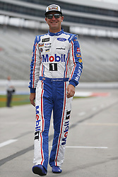 April 6, 2018 - Ft. Worth, Texas, United States of America - April 06, 2018 - Ft. Worth, Texas, USA: Clint Bowyer (14) waits to qualify for the O'Reilly Auto Parts 500 at Texas Motor Speedway in Ft. Worth, Texas. (Credit Image: © Stephen A. Arce Asp Inc/ASP via ZUMA Wire)