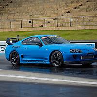 Jose Jardim's (205) ITP Racing Toyota Supra