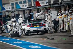 October 13, 2017 - Germany - Motorsports: DTM race Hockenheimring, Saison 2017 - 9. Event Hockenheimring, GER, # 31 Tom Blomqvist (GBR, BMW Team RMR, BMW M4 DTM) (Credit Image: © Hoch Zwei via ZUMA Wire)
