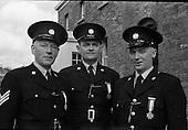 1962-04/05 Garda Scott Medals