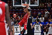 Brooks Jeff<br /> A|X Armani Exchange Olimpia Milano - Germani Basket Brescia<br /> Basket Serie A LBA 2019/2020<br /> MIlano 29 September 2019<br /> Foto Mattia Ozbot / Ciamillo-Castoria