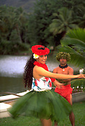 Hula Dancer, Hawaii<br />