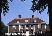 Pennsbury Manor, Delaware River, Philadelphia, Pennsylvania, Wm Penn home