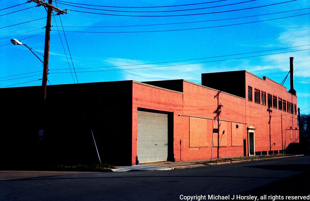 1960 Fenwick Street NE Washington DC 1986<br /> Ivy City