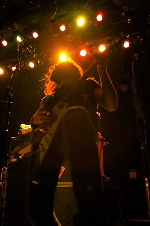 Valient Throrr at the Gramercy Theatre, NYC, 3.1.12