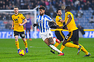 Huddersfield Town v Wolverhampton Wanderers 260219