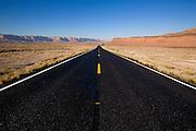 Highway 89, Navajo Reservation, Arizona