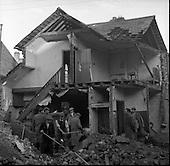 1956 - Gas Leak explosion in Dublin