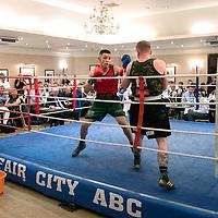 Chris Millar Testimonial Boxing Night