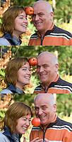 Hilversum 20071109.Broadcast, Evert ter Napel, Carrie ter Napel