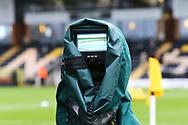 TV Camera during the EFL Sky Bet League 1 match between Burton Albion and Gillingham at the Pirelli Stadium, Burton upon Trent, England on 12 January 2019.