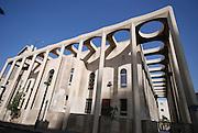Israel, Tel Aviv, Grand Synagogue, Allenby street.