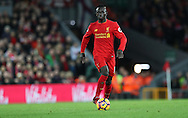Sadio Mané of Liverpool during the Premier League match at Anfield Stadium, Liverpool. Picture date: December 11th, 2016.Photo credit should read: Lynne Cameron/Sportimage