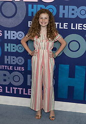 May 29, 2019 - New York, New York, United States - Darby Camp attends HBO Big Little Lies Season 2 Premiere at Jazz at Lincoln Center  (Credit Image: © Lev Radin/Pacific Press via ZUMA Wire)