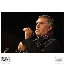 Colin 'Pinetree' Meads at the British & Irish Lions v. All Blacks Third Test at Eden Park, Auckland, New Zealand.<br />