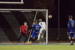 in goal Kyle Douglas