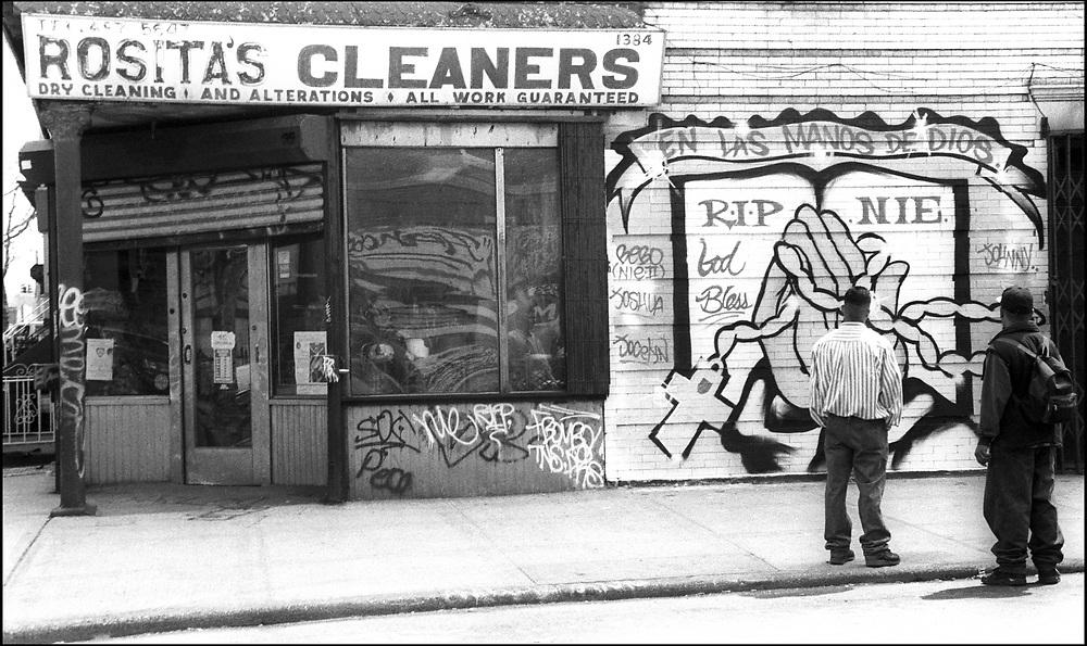 Bed-Stuy, Brooklyn / Catalog #206