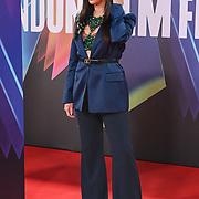 Courtenay Semel attended 'Succession' European Premiere I BFI London Film Festival 2021, 15 October 2021 Southbank Centre, Royal Festival Hall, London, UK.