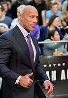 OIC - ENTSIMAGES.COM - Dwayne Johnson attends the 'San Andreas' World Premiere at the Odeon Leicester Square in London, England. 21st May 2015.      Photo Ents Images/OIC 0203 174 1069