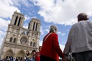 Notre-Dame, Paris, France.
