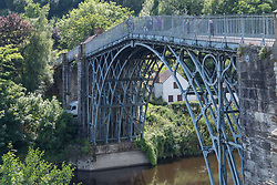 Ironbridge, Telford and Wrekin, Shropshire, England