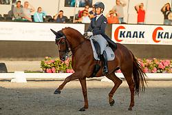 Heijkoop Danielle, NED, Daula<br /> Nederlands Kampioenschap Dressuur <br /> Ermelo 2018<br /> © Hippo Foto - Dirk Caremans<br /> 28/07/2018