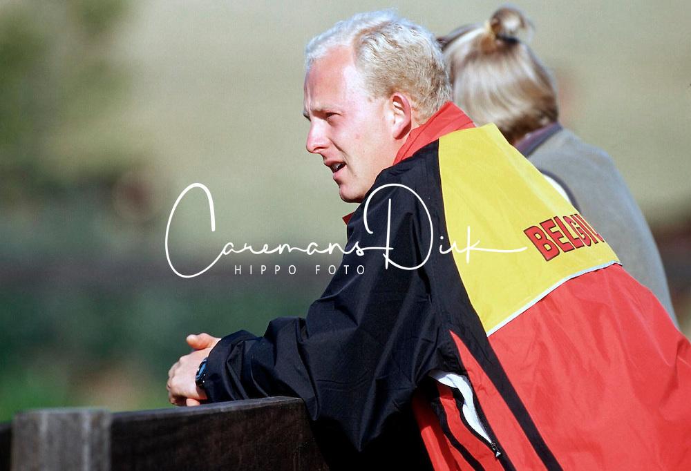De Smedt Jeff (BEL)<br /> Olympic Games Sydney 2000<br /> Photo © Dirk Caremans