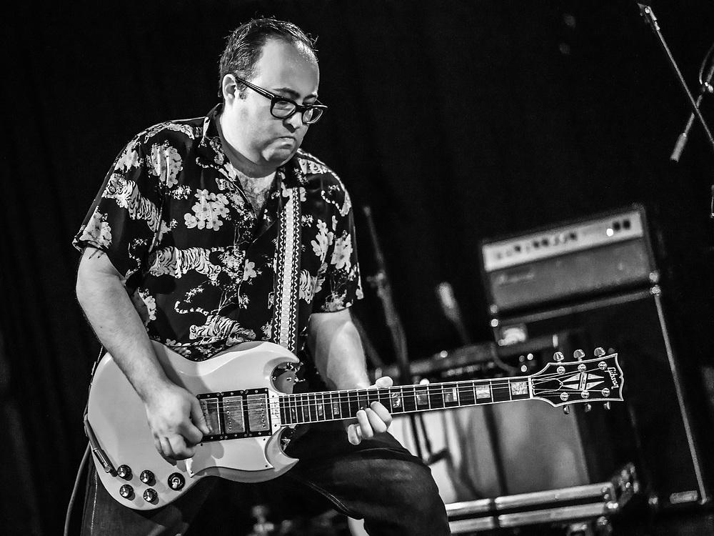G.L. Jaguar of American post-punk band Priests at Queer Festival Heidelberg