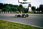 Formula One motor racing Belgian Grand Prix 1964, car 24  Peter ArundellLotus-Climax