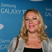 NLD/Amsterdam/20110823 - Presentatie Samsung Galaxy Tab, Fiona Hering