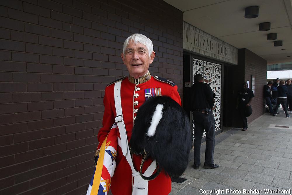Anzac Day Commemoration Perth
