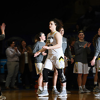 Women's Basketball: Guilford College Quakers vs. Randolph-Macon College Yellow Jackets