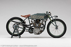 Paul Brodie 1919 OHC Excelsior Remake