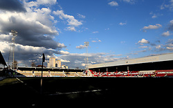 Griffin Park, home of Brentford FC - Mandatory by-line: Robbie Stephenson/JMP - 05/04/2016 - FOOTBALL - Griffin Park - Brentford, England - Brentford v Bolton Wanderers - Sky Bet Championship