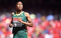 26-08-2015 CHN: IAAF World Championships Athletics day 5, Beijing<br /> Caster Semenya RSA, 800 m<br /> Photo by Ronald Hoogendoorn / Sportida
