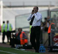 Photo: Lee Earle.<br /> Plymouth Argyle v Norwich City. Coca Cola Championship. 23/09/2006. Plymouth manager Ian Holloway.