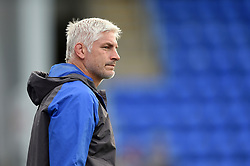 Bath Director of Rugby Todd Blackadder looks on during the pre-match warm-up - Mandatory byline: Patrick Khachfe/JMP - 07966 386802 - 25/08/2017 - RUGBY UNION - Donnybrook Stadium - Dublin, Republic of Ireland - Leinster Rugby v Bath Rugby - Pre-season Friendly