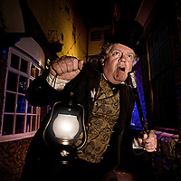 Marc Tuckey, Ghost Walks, Newport, Isle of Wight, England, UK,
