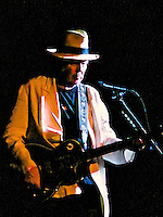 Neil Young on Le Noise tour at Massey Hall, Toronto 2011.